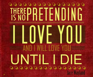 quotes, jace, and tmi image