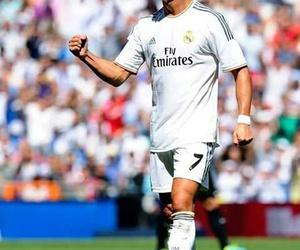 real madrid, cristiano ronaldo, and soccer image