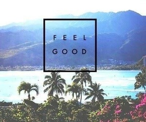 summer, beach, and feel good image