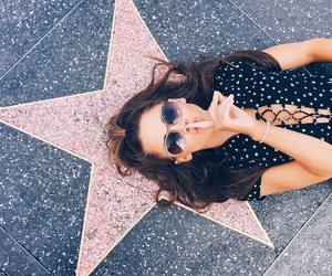 girl, hollywood, and stars image