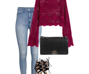 blogger, fashion, and Polyvore image