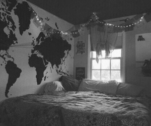 room, world, and bedroom image