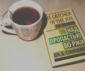 book, cosy, and cup image