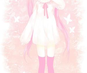 kawaii, manga, and pastel image