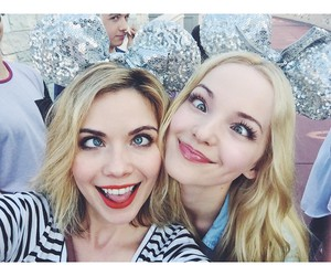 dove cameron, disney, and grace phipps image