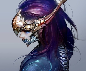 league of legends, lol, and art image