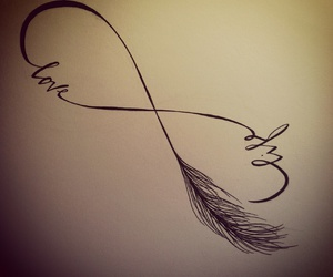 love, life, and infinity image