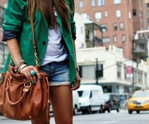 fashion, green, and love image