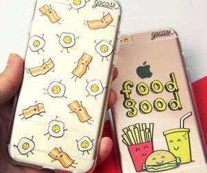 food, case, and iphone image