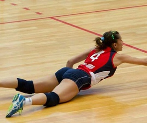 lifestyle, volleyball, and loveatfirsttouch image