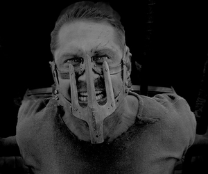 mad max, tom hardy, and fury road image