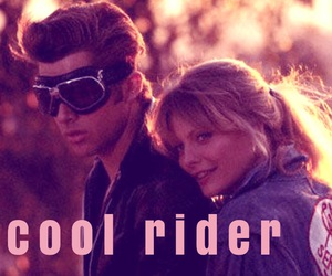 michael, stephanie, and grease 2 image