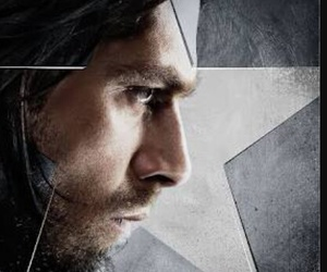 civil war, Marvel, and bucky image