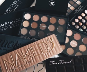 beauty, fancy, and makeup image