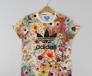 adidas, farm, and flor image