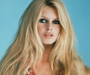 60s, blonde, and fashion image