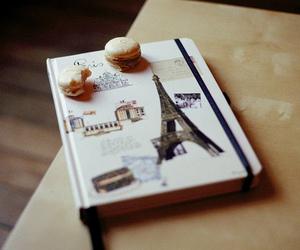 paris, book, and sweet image