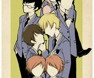 anime and ouran host club image