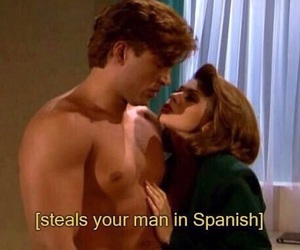 funny, man, and spanish image