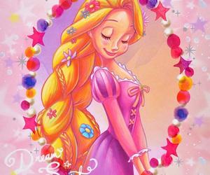 disney, princess, and rapunzel image