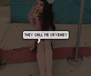 crybaby, dollhouse, and melanie image