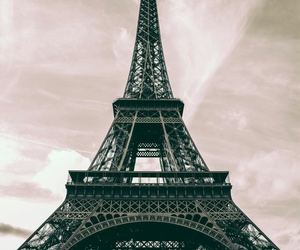 paris, wallpaper, and eiffel image