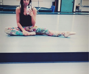 ballet, fun, and pointe image