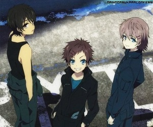 anime, anime boy, and nagi no asukara image