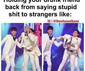 cute boys, funny, and Jonghyun image
