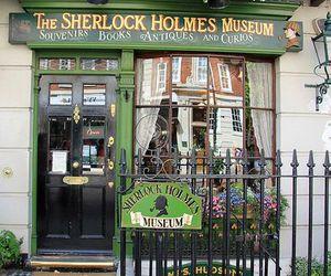 museum, london, and sherlock image
