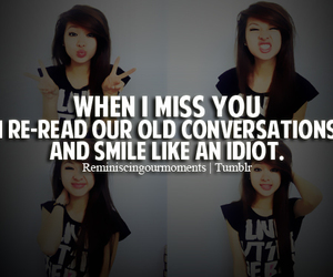 i miss you, old, and quotes image