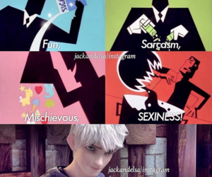 dreamworks, jack frost, and rise of the guardians image