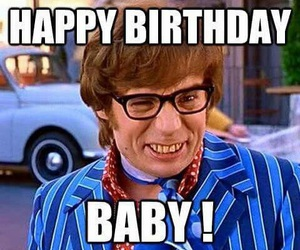 baby, birthday, and funny image