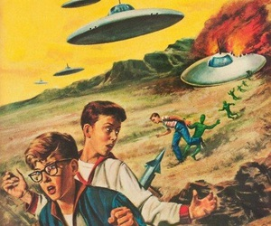 aliens and ufo image