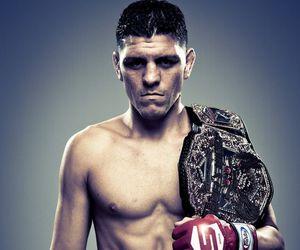 belt, UFC, and war image