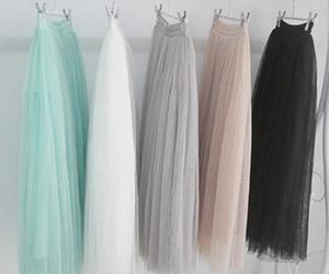 skirt, fashion, and black image