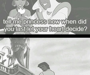 disney, love, and mulan image