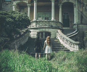 abandoned, place, and travel image