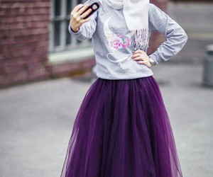 hijab, محجبات, and صور  image