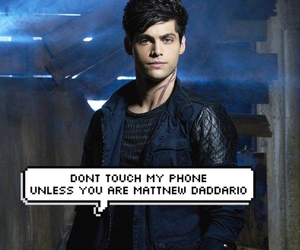 wallpaper, alec lightwood, and shadowhunters image