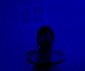 blue and glow image