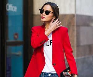 red, fashion, and luxury image