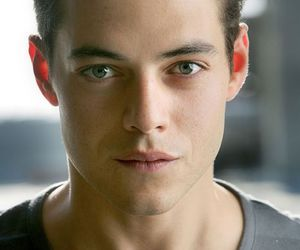 rami malek, actor, and mr robot image