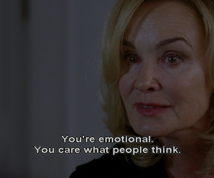 ahs, coven, and emotional image