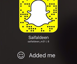 snapchat, سناب_جات, and سناب شات image