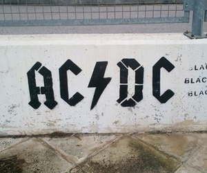 ac dc, ac dc, and quote image