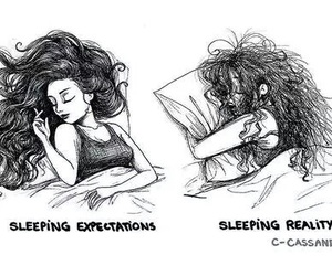 funny, reality, and hair image