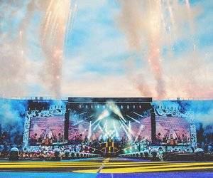 one direction, amazing, and fireworks image