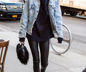 kendall jenner, fashion, and street style image