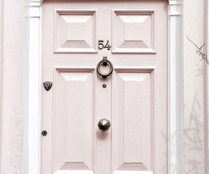 pink, door, and tumblr image